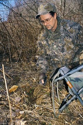 ground hunting