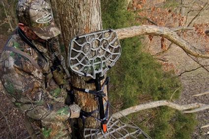 deer hunting rut stand