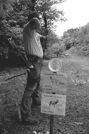 long range archery