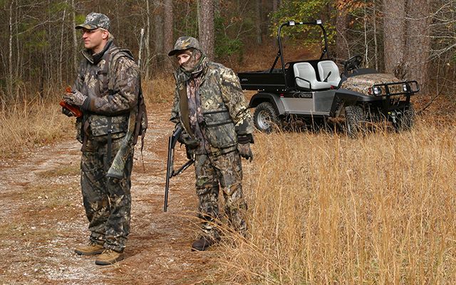 One reason for the growth of turkey hunting is the fact that turkeys are a perfect game animal for youth hunters. Kids get hooked on hunting through the pursuit of turkeys and it often become a lifelong passion.