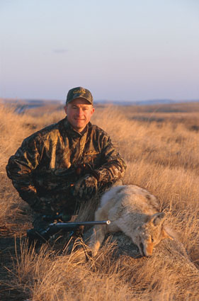 open country coyote hunting