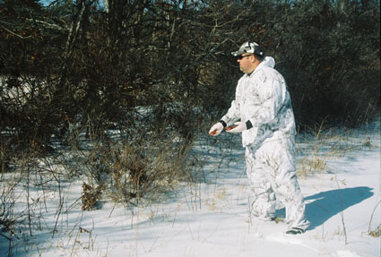 coyote hunting baiting