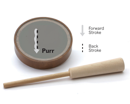 purr turkey call tip
