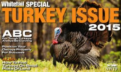 Whitetail Journal Turkey Issue