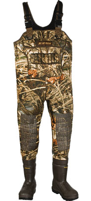 lacrosse brush tuff wader
