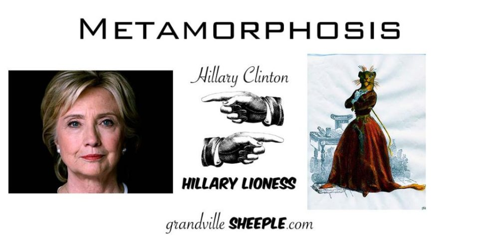 grandville-metamorphosis-hillary-clinton-lioness