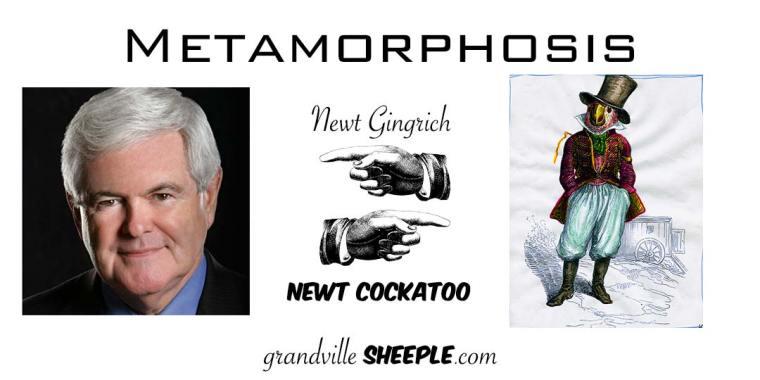 grandville-metamorphosis-newt-gingrich-cockatoo