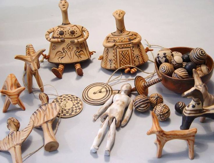 Kids Will Be Kids Even In Ancient Rome Roman Toys