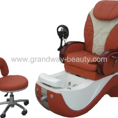 Beauty Salon Chair Christmas Table Covers Luxury Pedicure Spa Equipment