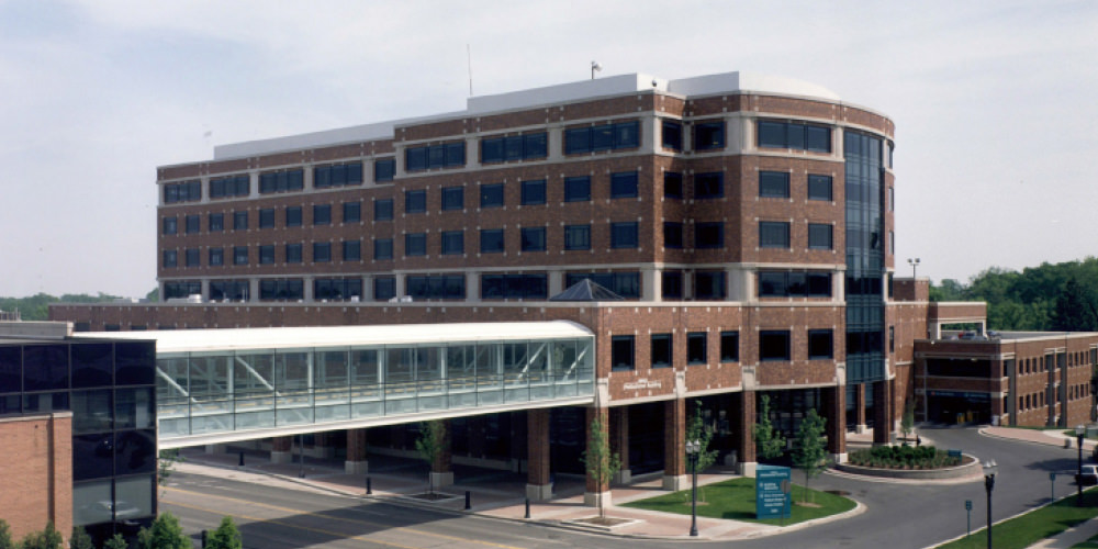 Sparrow Health Systems Professional Office Building and