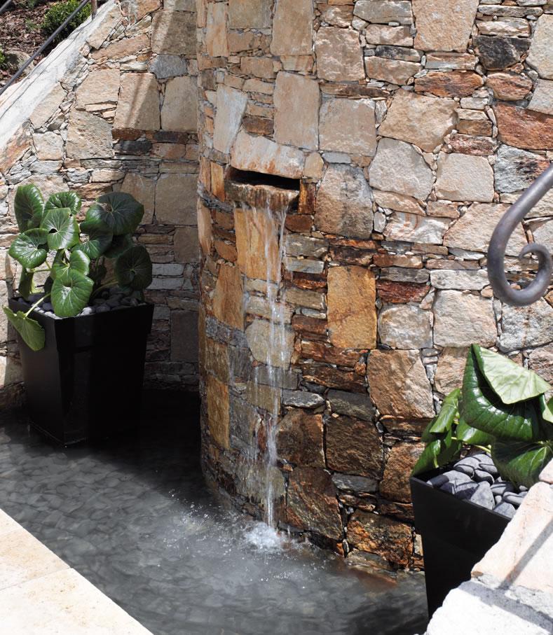 Vente Pierre naturelle pierre de parement dalle terrasse