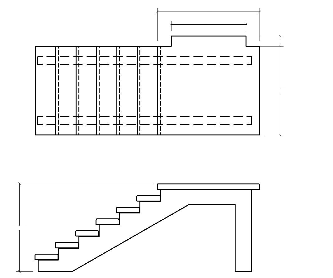 Treppenkofigurator Für Außentreppen Und Innentreppen
