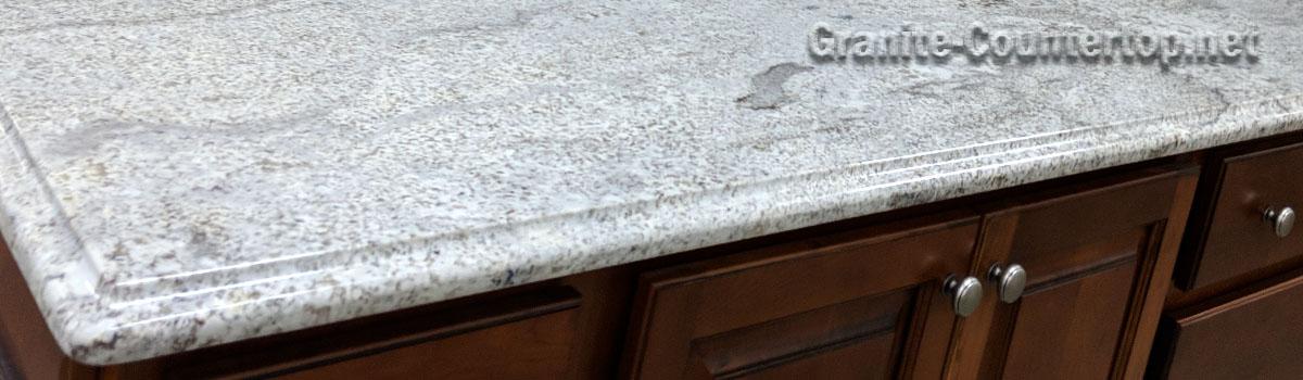 white granite countertops long island
