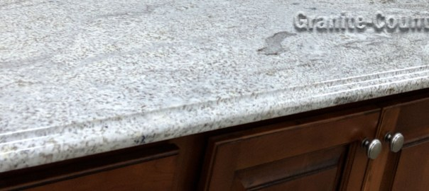 white granite countertops long island