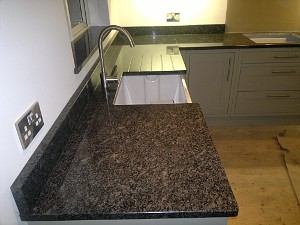 blue pearl granite kitchen appliance sale gallery - installation images and videos