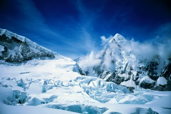 Khumbu Icefall, Mt. Everest