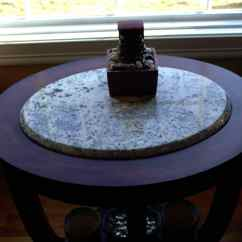 Granite Top Kitchen Table Lowes Sinks Stainless And Studio