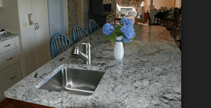 Azul Aran  Granite Countertops Seattle