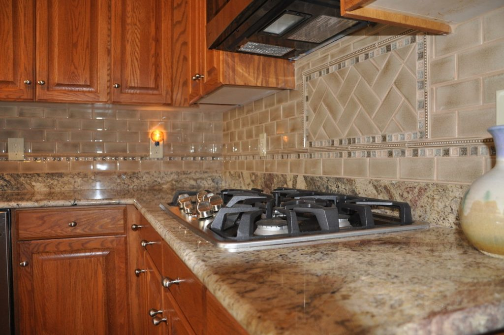 Bordeaux River  Granite Countertops Seattle