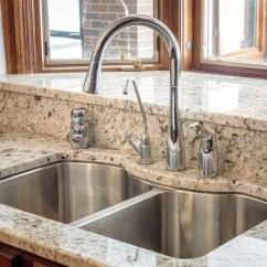 Kitchen Sink Faucets Inexpensive Remodel Delicatus White | Granite Countertops Seattle