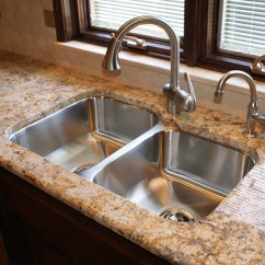 Top Kitchen Faucets Colorful Table Golden Silver Persa | Granite Countertops Seattle