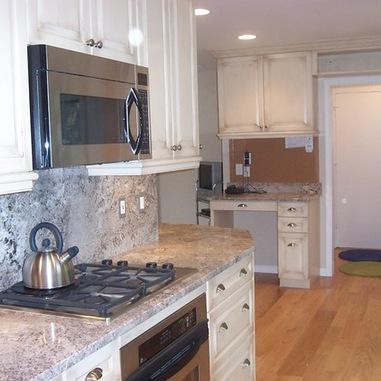 renew kitchen cabinets delta pull down faucet polar ice | granite countertops seattle