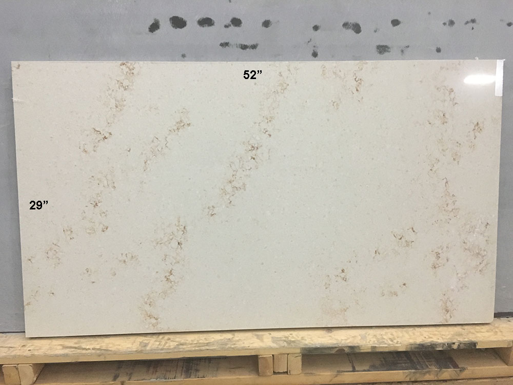 stone kitchen sink farmhouse quartz remnant - 6q133 | granite countertops seattle