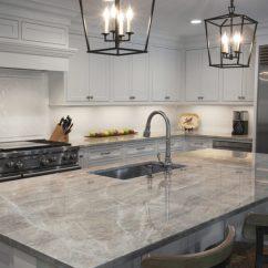Kitchen Countertops Quartz Kwc Faucet St Louis Showroom Installation