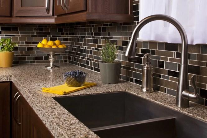 Granite Versus Laminate Countertops