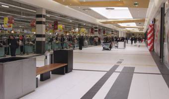 Commercial Flooring for Shopping Centres and Malls Tile Flooring Projects