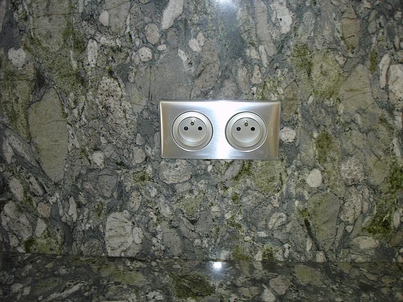 Granits Dco  Plan de travail en granit Gauguin finition polie