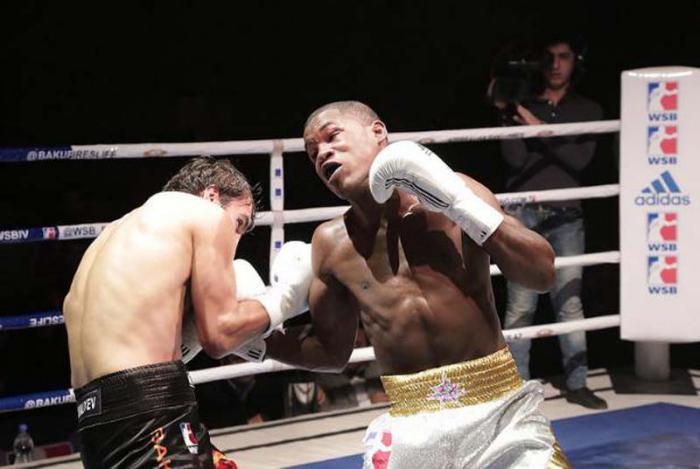 Una pelea crucial para los cubanos estaría en la revancha del camagüeyano Yasnier Toledo ante Gaybatulla Gadzhialiyev (64 kg). Foto: AIBA