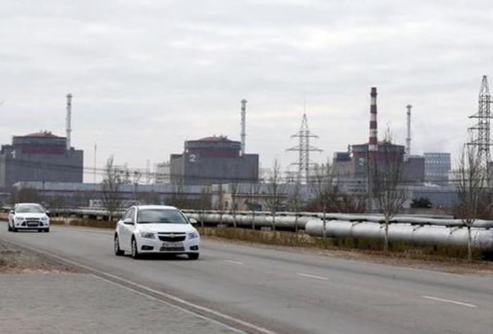 Explosión en central nuclear en Ucrania
