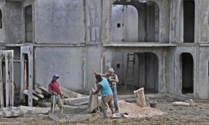 Construcción de viviendas en Guanabacoa Roble La Hata