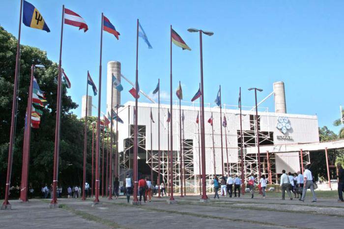Feria Internacional de La Habana, FIAHV 2014.