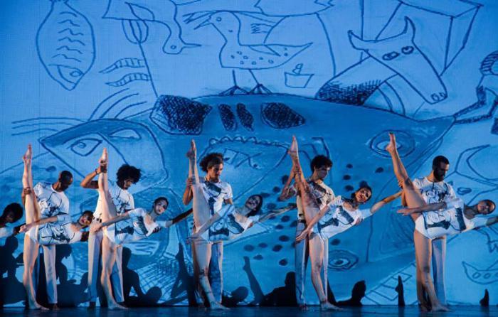 Danza Contemporánea de Cuba en el Gran Teatro de La Habana Alicia Alonso.