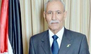 Biografía de Brahim Ghali, presidente de la República Árabe Saharaui Democrática (RASD)