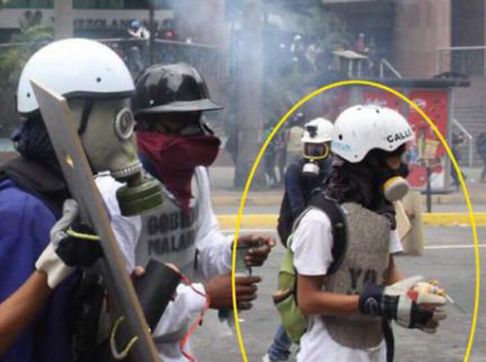 Prácticas como el uso de niños en actividades políticas son condenadas por la Unesco. FOTO: avn