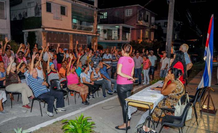 Nominación de candidatos a delegados a las asambleas municipales del Poder Popular, Circunscripciòn 22 del Municipio Cerro en La Habana