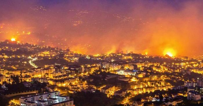 El día 15 de octubre será recordado en Portugal como el peor día del año por el elevado número de incendios forestales.