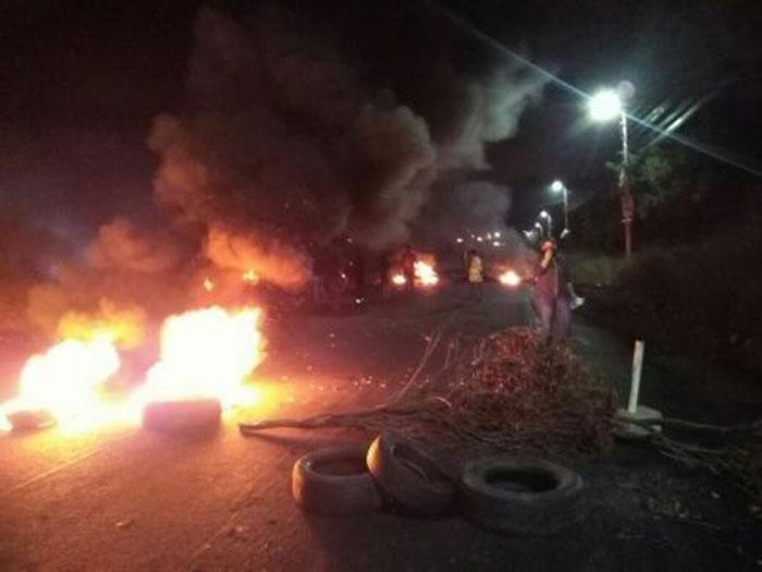 Protestos crescem em Honduras após resultados eleitorais