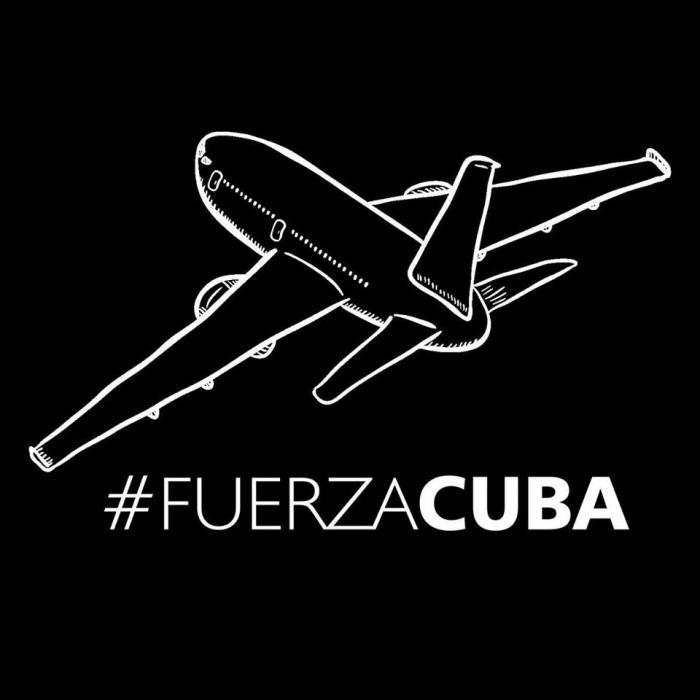 Muchos usuarios de facebook han sustituido sus fotos de perfil por esta imagen en solidaridad con Cuba