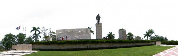 Estudiantes estadounidenses de la universidad de DePaul visitarán el monumento al Comandante Ernesto Che Guevara, en Santa Clara.