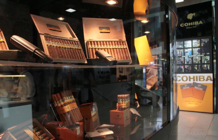 La marca Cohiba es reconocida internacionalmente por su calidad. foto: Yaimí Ravelo