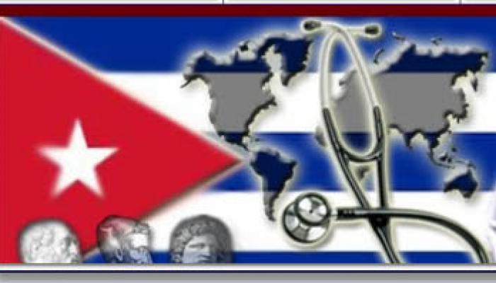 Tuitazo para defender labor humanitaria de médicos cubanos en el mundo