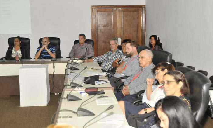 III Simposio Internacional La Revolucion Cubana Genesis Desarrollo , Comision numero 10 Solidaridad Internacionalismo en la Revolucion Cubana.