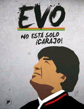 Evo n'est pas seul