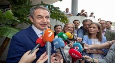 Zapatero afirma que la OEA busca dividir a Latinoamérica