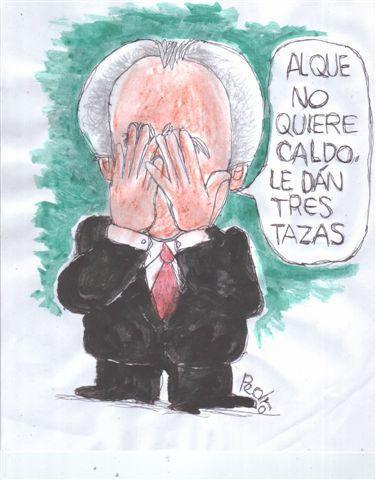 almagro caricatura