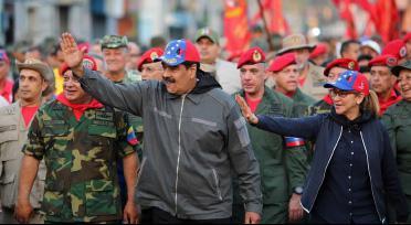 En los planes actuales de la administración Trump, la eliminación física del presidente legítimo de Venezuela, Nicolás Maduro Moros, ocupa un lugar especial. Foto: BBC